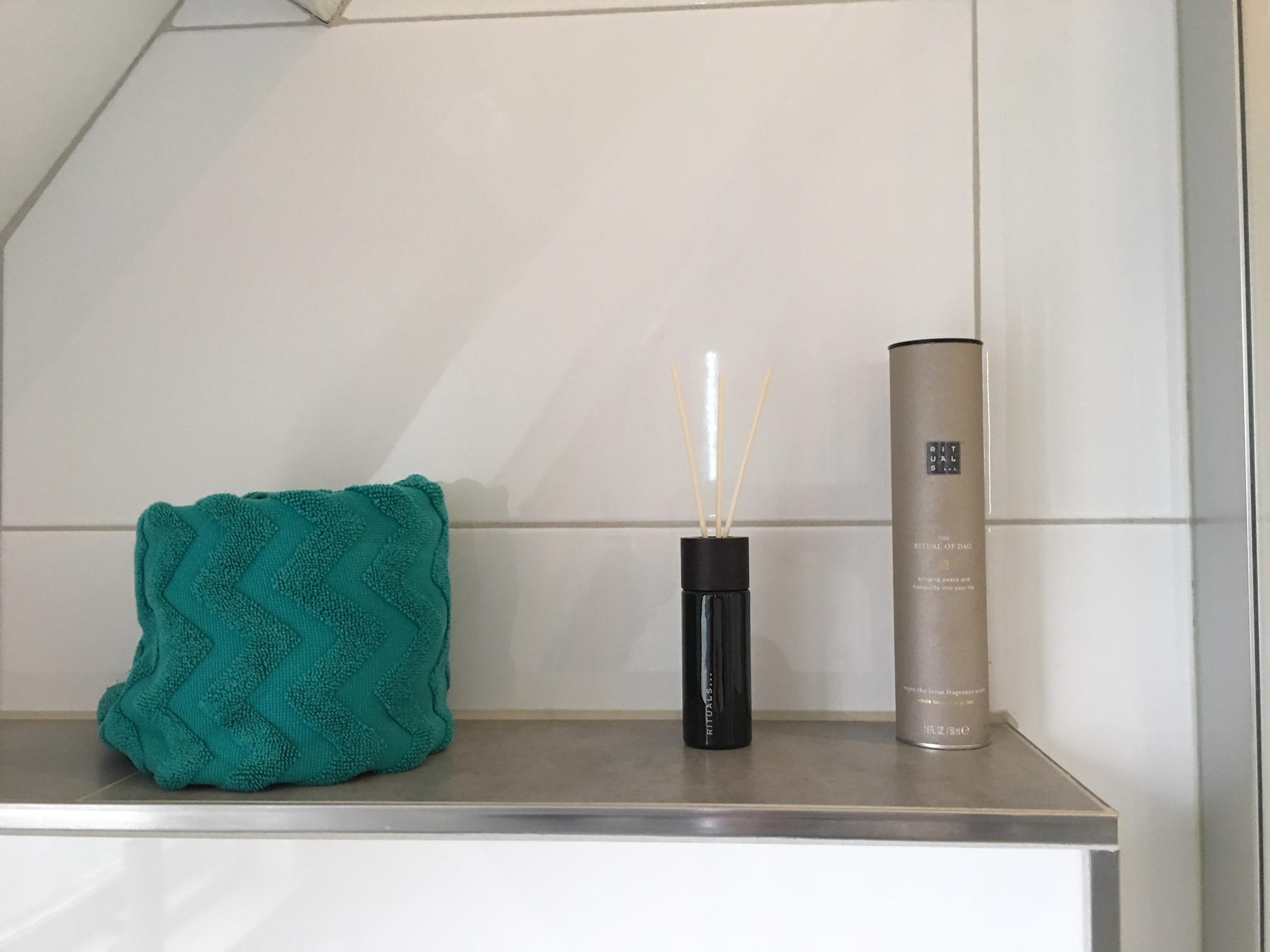 Badkamer rituals - Huisje40Bergen