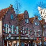 Stationstraat winkelstraat Bergen